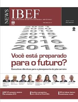 Capa Revista IBEF News 179